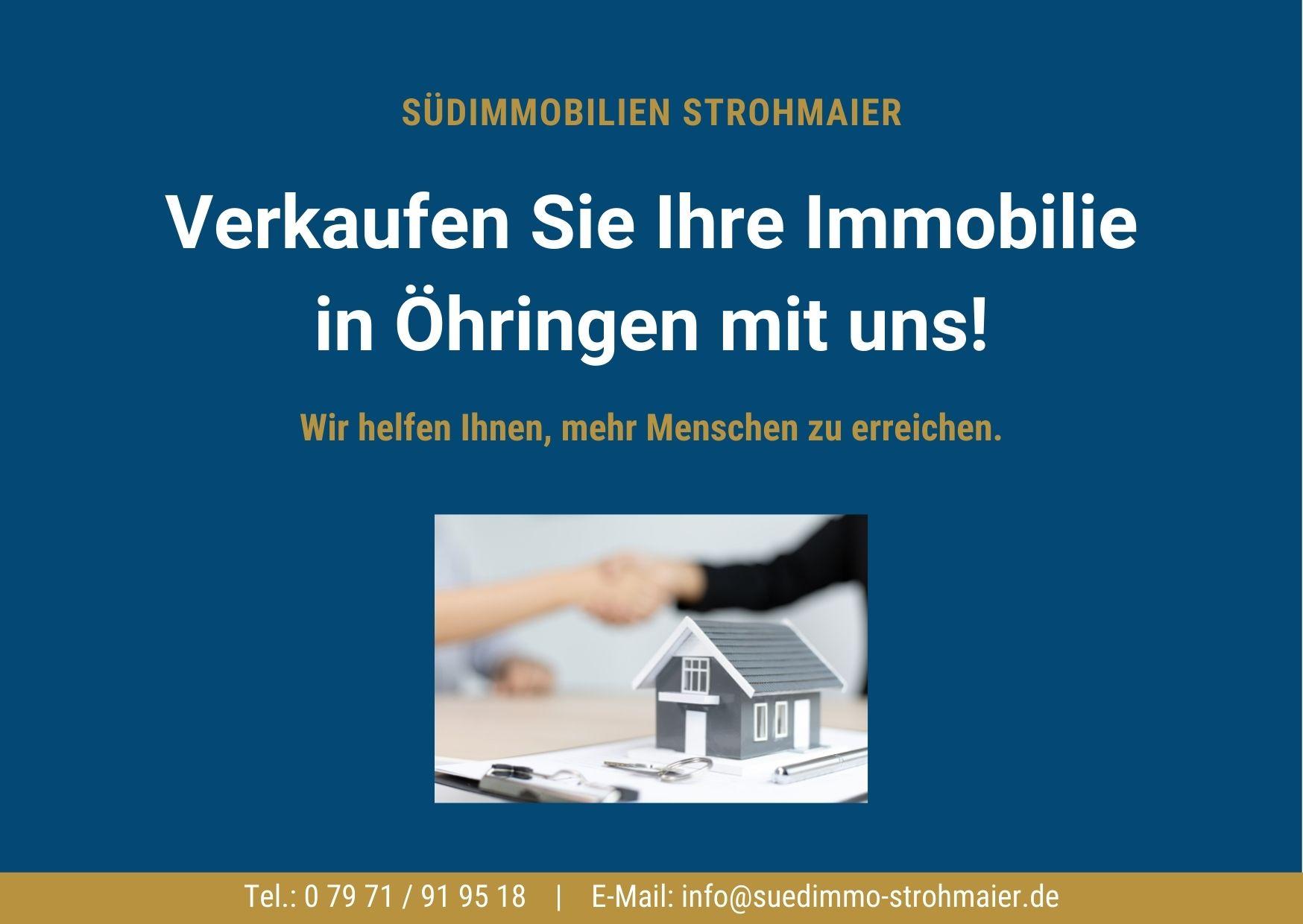Immobilienmakler Öhringen: Mit uns Ihre Immobilie in Öhringen verkaufen